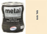 Vitex Heavy Metal Silikon - alkyd RAL 1015 750ml